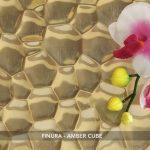 Finura - Amber Cube