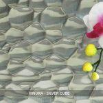 Finura - Silver Cube
