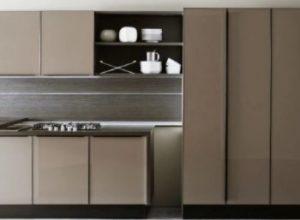 kaca kitchen set