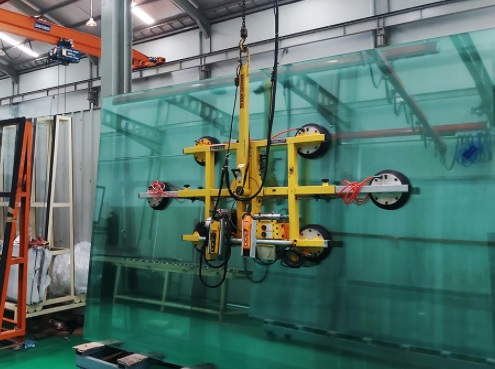 glass vacuum lifter
