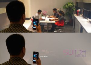 smart glass film