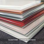 Glastone Custom Thickness