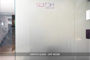 Switch Glass Off Mode